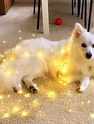 Недорогие -умный свет водить светом свет звезды вел малый фонарик для украшения рождественской елки