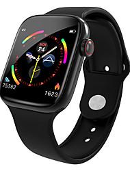 cheap -Women's Digital Watch Casual Fashion Black White Pink Silicone Digital Black White Blushing Pink Water Resistant / Waterproof Bluetooth Smart 30 m 1 set Digital