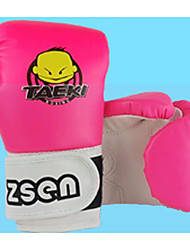cheap -Boxing Bag Gloves For Boxing Protective PU Leather Unisex - Yellow Green Pink