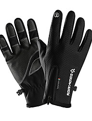 cheap -Winter Gloves Running Gloves Full Finger Gloves Anti-Slip Touch Screen Thermal Warm Outdoor Cold Weather Women's Men's Knit Skiing Hiking Running Driving Cycling Winter / Lightweight