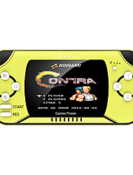 cheap -A6 Game Console Built in 1 pcs Games 3 inch Screen Handheld Game Console built-in 300 nostalgic games  New Design for FC Arcade