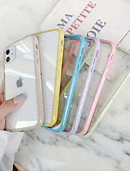 cheap -Case For Apple iPhone 11 / iPhone 11 Pro / iPhone 11 Pro Max Ultra-thin Back Cover Transparent TPU