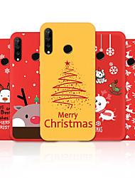 cheap -For P30 Lite/P20 Lite/Honor20i/Honor 10i/Huawei P Smart Plus (2019)/Huawei P Smart Plus (2019)/Honor 20/Honor 10 Lite/Honor 10 /Honor 8X/Honor 8X/Christmas TPU Phone Case