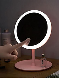 cheap -Makeup Backlit Mirror Light With Natural White LED Daylight Vanity Mirror Detachable/Storage Base 3 Modes To