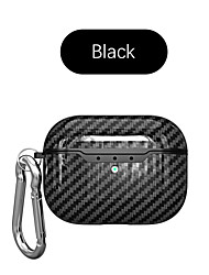 cheap -Case For AirPods Pro Shockproof / Dustproof Headphone Case Hard