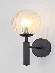 cheap -Nordic Modern Light Luxury Glass Wall Lamp Aisle Corridor Bedroom Bedside Lamp Living Room TV Background Wall Lamp