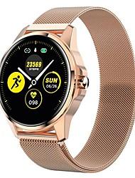 Недорогие -S23 умный браслет монитор сердечного ритма фитнес-трекер полный сенсорный жк-экран ip67 водонепроницаемый смарт-группа