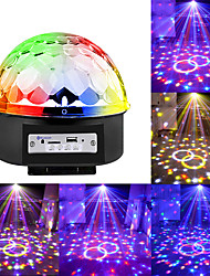 cheap -LED Stage Light / Spot Light Auto / Remote Control / Bluetooth for Party / Park / Stage Portable / Remote Control / RC / Adorable