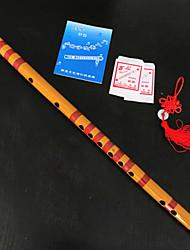 Недорогие -Флейта Ручная Pабота В китайском стиле Бамбук Horizontal Музыкальный инструмент для начинающих меломанов