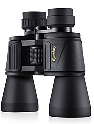 cheap -Eyeskey 10 X 50 mm Binoculars Porro Outdoor Antiskid Wide Angle Zoom 354 m Fully Multi-coated BAK4 Hunting and Fishing Camping / Hiking / Caving Everyday Use Spectralite Coating