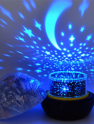 cheap -Star Night Lights for Kids Universe Cosmos Starry Sky Light LED Projector Rotating Lamp Nightlight Moon Sea World Decorative