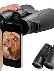cheap -Eyeskey 10 X 56 mm Binoculars Roof Waterproof Anti-Shock Roof Prism Fully Multi-coated BAK4 Camping / Hiking Hunting Fishing Spectralite Coating