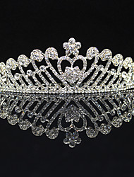 cheap -Tiaras Wreaths Crown Masquerade Retro Vintage Lolita Alloy For Princess Aurora Cosplay Halloween Carnival Women's Costume Jewelry Fashion Jewelry