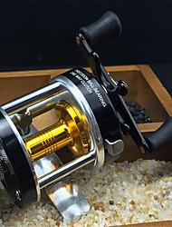 cheap -Baitcasting Reel / Conventional / Trolling Reel 3.8:1 Gear Ratio+3 Ball Bearings Right-handed Sea Fishing / Trolling & Boat Fishing - SRO 2030AL