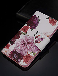 cheap -Case For Samsung Galaxy S20 / S20 Plus / S20 ULTRA Wallet / Card Holder / Flip Full Body Cases Flower PU Leather for Galaxy S10 S10 E S10 PLUS A10 A20 A30 A30S A40 A50 A50S A70 A80 A90 NOTE 10 PLUS