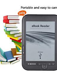Недорогие -электронная книга panbom bk6006 6 дюймов (512 МБ4 ГБ) 800 x 600