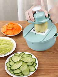 Недорогие -11 шт. Набор овощной мандолина слайсер терка чоппер спирализатор резак измельчитель яичный белок сепаратор с пищевой фильтр