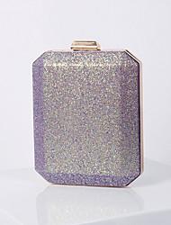 cheap -Women's Glitter Alloy Evening Bag Wedding Bags Blushing Pink / Light Purple / Green / Fall & Winter