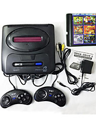 cheap -16 BIT SEGA MD 2 VIDEO GAME CONSOLE WITH US AND JAPAN MODE SWITCHFOR ORIGINAL SEGA HANDLES EXPORT RUSSIA WITH 55 CLASSIC GAMES