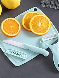 Недорогие -творческий керамический нож для фруктов овощной овощечистка быстро кухонный инвентарь