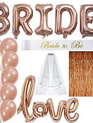 Недорогие -3d премиум шары из алюминиевой фольги для праздничных украшений и принадлежностей