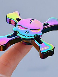 cheap -Fidget Spinner Hand Spinner Spinning Top High Speed for Killing Time Stress and Anxiety Relief Four Spinner Metalic Toy Gift