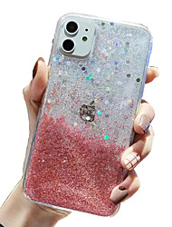 cheap -Case For Apple scene map iPhone 11 11 Pro 11 Pro Max X XS XR XS Max 8 new glitter pattern drip glue process thickened TPU all-inclusive mobile phone shell