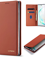 cheap -Mobile phone case for Samsung Note8 / 9/10 Plus with card slot SamsungS8 / S9 S10 Plus Lite