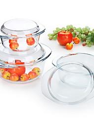 cheap -1-Piece Dinner Plate Dinnerware Glass Cool