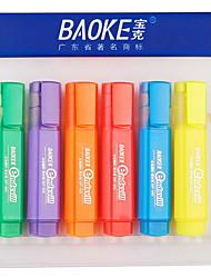 cheap -Highlighters Plastic 1 pcs Classic Child's