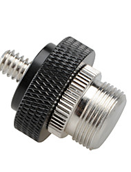 cheap -CAMVATE 5/8-27 Male to 1/4 -20 Male Double-ended Screw Adapter C1889