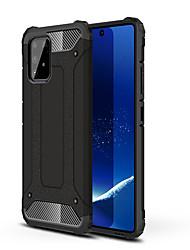 Недорогие -чехол для samsung galaxy a91 / a81 / a71 / a51 ударопрочный гибридный бронированный телефон чехол для samsung galaxy a70s / a50s / a40s / a30s / a20s / a10s / a70 / a60 / a50 / a40 / a30 / a20 / a10