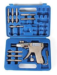cheap -Dimple Lock Bump Gun Kit - Blue with
