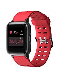 Недорогие -id205 SmartWatch Bluetooth фитнес-трекер для IOS / Android телефонов поддерживают монитор сердечного ритма / трекер сна