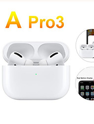 cheap -NEW Original Air 3 TWS Pro Wireless Bluetooth Headsets Headphones 1:1 Smart Sensor Blackpods Earbuds 8D Hi-Fi Stereo Headphones Airpodding  Touch for Elair Fone