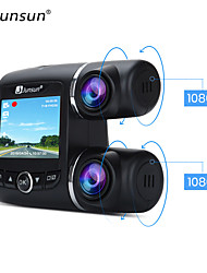 cheap -Juncan S699.G full HD 1080P 2 inch loop recording GPS G-Sensor Auto Dash Camera Car Dash Cam Recorder Parking Monitor Car DVR