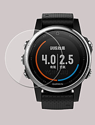 cheap -Smart watch Screen Protector for Fenix 5s Garmin Tempered Glass High Definition (HD)  Anti Scratch Bubble Free Clear Film 1 pc