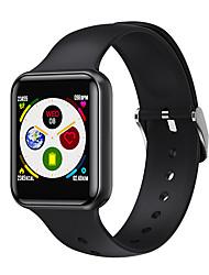 Недорогие -Смарт Часы Цифровой Современный Спортивные силиконовый 30 m Защита от влаги Пульсомер Bluetooth Цифровой На каждый день На открытом воздухе - Черный Белый Розовый