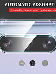Недорогие -SamsungScreen ProtectorGalaxy Note 10 Зеркальная поверхность Протектор объектива камеры 1 ед. Nano