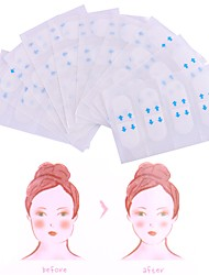 cheap -40 Pieces Invisible Thin Facial Stickers Tight Facial Line Wrinkle Sagging Skin V-Shape Face Lift Tape