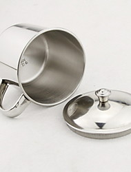 cheap -Drinkware Vacuum Cup Stainless Steel Portable Casual / Daily