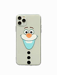 cheap -Case for Apple scene map iPhone 11 X XS XR XS Max 8 Cartoon pattern painted high-quality high-transparency TPU material all-inclusive mobile phone case