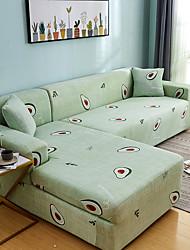 cheap -Sofa cover elastic combination non-slip sofa cover living room sofa cover L-shaped armchair cover single / double / three