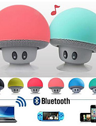 cheap -Wireless Speaker Musically Phone Holder BT280 Support Mp3 Player Bluetooth Cute Little Mushroom High Quality Phone Stand Socket