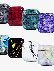 cheap -Case For AirPods Dustproof / IMD / Cool Headphone Case Hard
