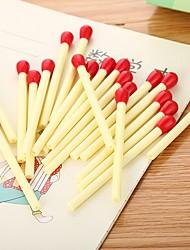Недорогие -1 шт. Шариковая ручка 0,5 мм выдвижной пвх