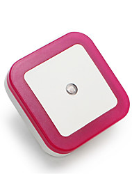 cheap -Smart LED induction lamp Light Sensor Control 110V 220V EU US Plug Nightlight Lamp For Children Kids Living Room Bedroom Lighting