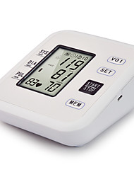 cheap -New Black And White Screen Household Arm Bound Blood Pressure Meter / Voice Broadcast / Intelligent Pressure / One Button Pressure Measurement