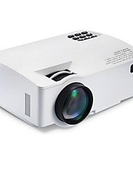 cheap -WAZA A8 Projector 1500LM 854*480 Support HD 1080P BT4.0 HDMI 4K Video Home Theater LCD 2.4/5.0GHz Wifi Smart Android Projector