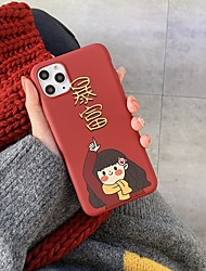 cheap -Case for Apple scene map iPhone 11 X XS XR XS Max 8 Cartoon pattern painted frosted TPU material all-inclusive mobile phone case